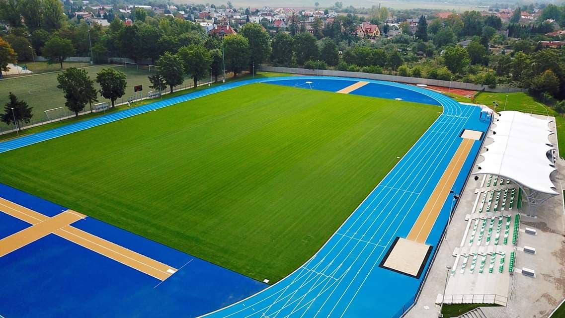 Stadion miejski w Świdnicy