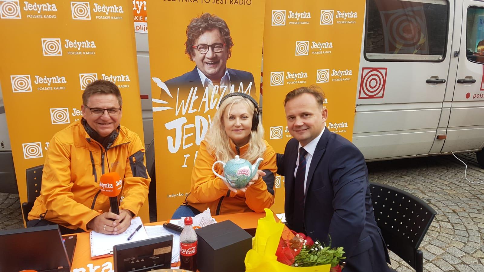 Andrzej Panas, audycja w radiu Jedynka, 19.10.2019 (1)